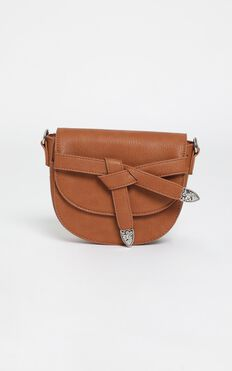 Peta And Jain - Laso Bag In Tan