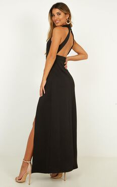 You Are Lovely Dress In Black