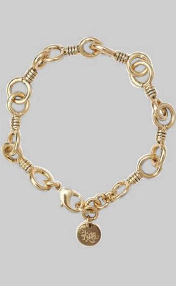 KITTE - Magik Bracelet in Gold