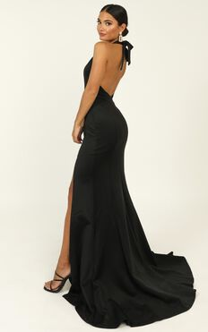 Dont Be Fooled By The Rocks Dress In Black
