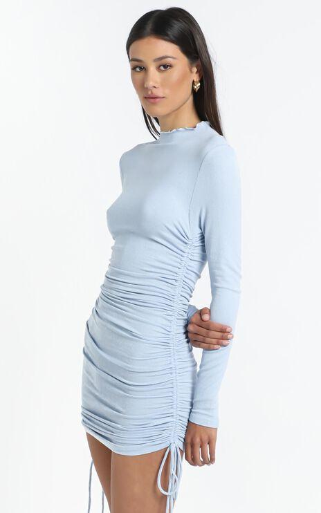 Tammy Dress in Blue