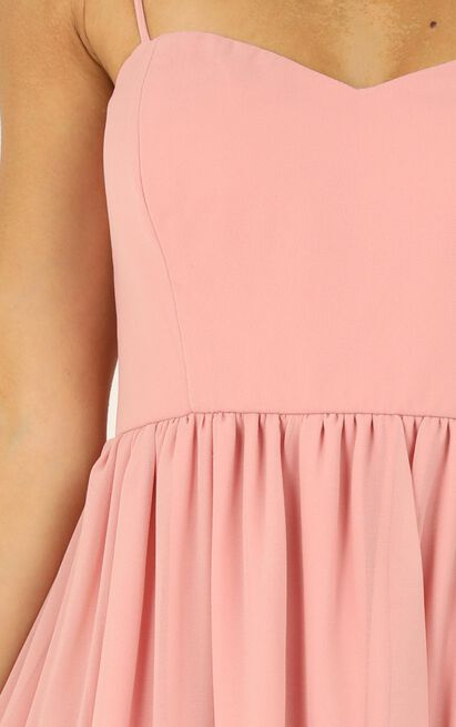 My Decision Dress in blush - 18 (XXXL), Blush, hi-res image number null