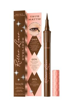 Benefit - Roller Liner - Brown