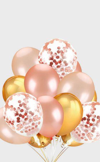 Bridal Celebration Balloons in Multi