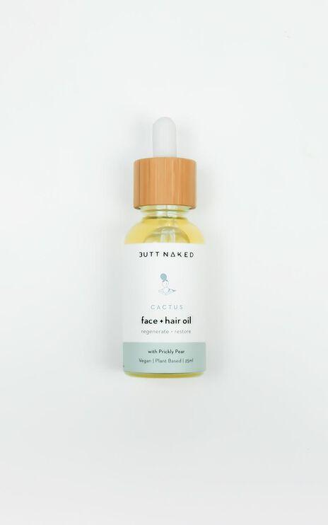 Butt Naked - Cactus Face + Hair Oil 25ml