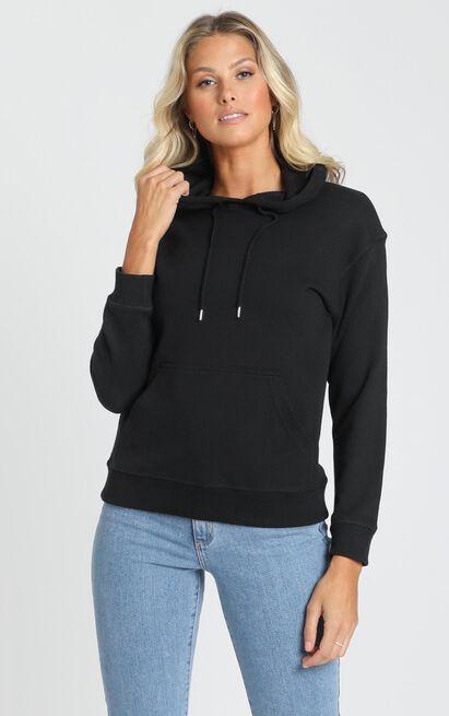 AS Colour - Premium Hood in Black - 6 (XS), Black, hi-res image number null