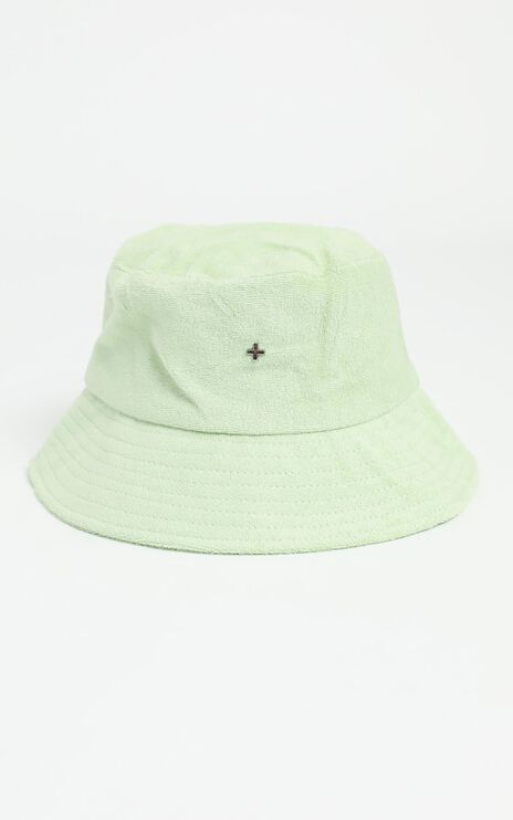 Peta And Jain - Tobi Bucket Hat in Sage