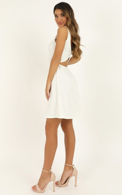 Morning Love Dress in white - 20 (XXXXL), White, hi-res image number null
