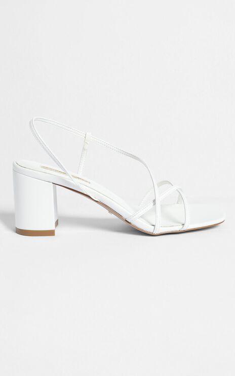 Billini - Yarra Heels in White