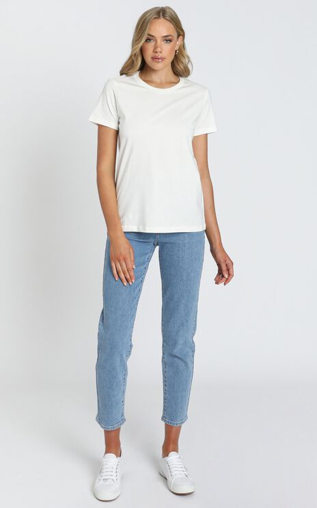 AS Colour - Maple Tee in Natural