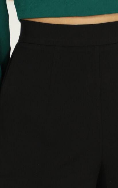 Along The Ride shorts in black - 20 (XXXXL), Black, hi-res image number null