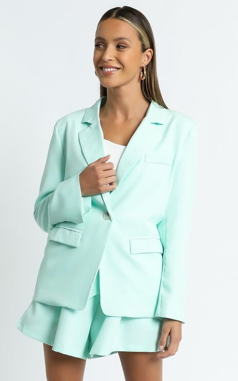Amazona Blazer in Mint