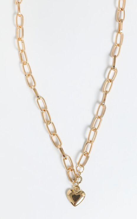 Zelda Necklace in Gold