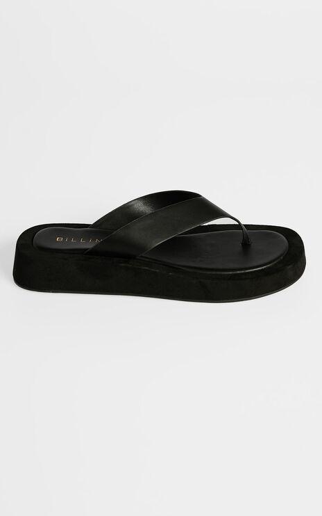Billini - Yogi Thong in Black