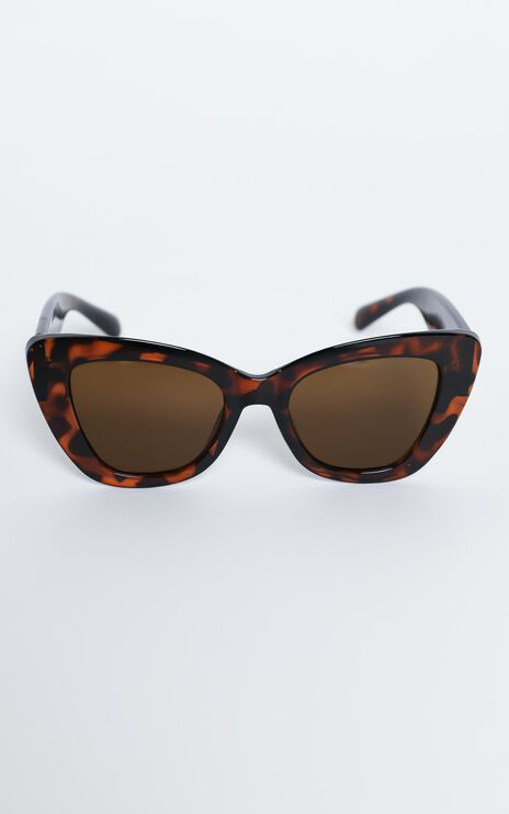 Reality Eyewear - Mulholland Sunglasses in Turtle