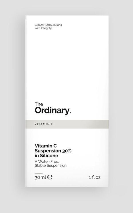 The Ordinary - Vitamin C Suspension 30% in Silicone - 30ml