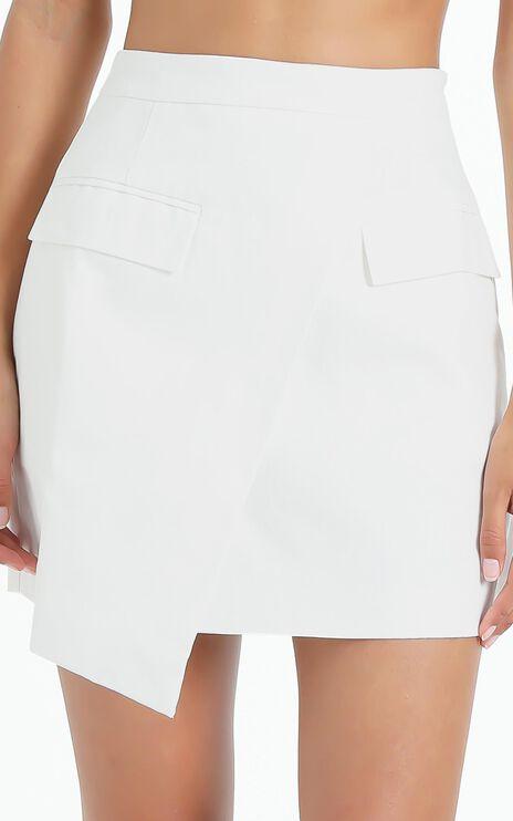 Emina Skirt in White