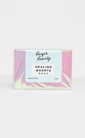 Baiser Beauty - Healing Quartz Soap in Eucalyptus