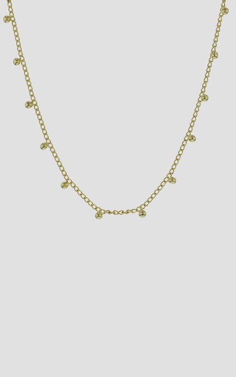 Jolie & Deen - Tully Necklace in Gold