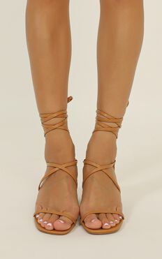 Billini - Yolanda heels in light tan