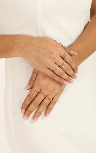 Missing Home Ring Set In Gold, , hi-res image number null