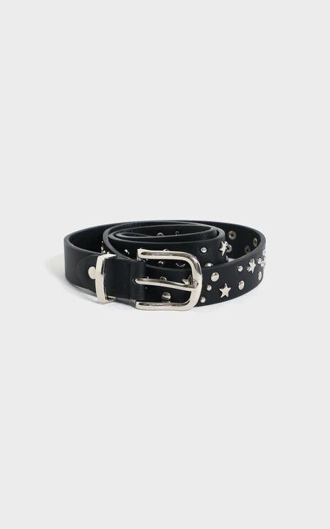 Eila Belt in Black