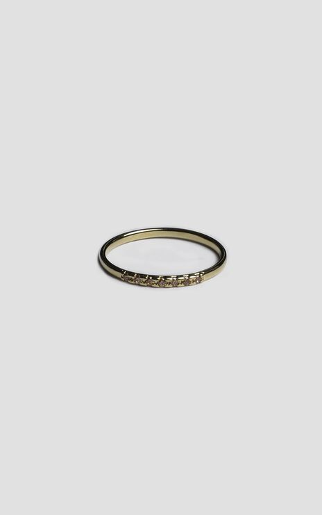 Jolie & Deen - Jamie Ring in Gold