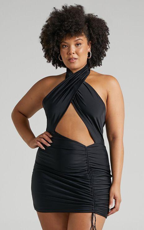 Sorcha Dress in Black