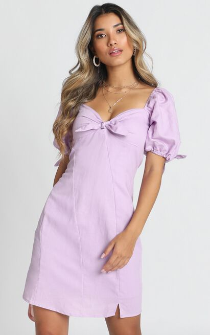 Day Dreamer Dress in lilac - 12 (L), Purple, hi-res image number null