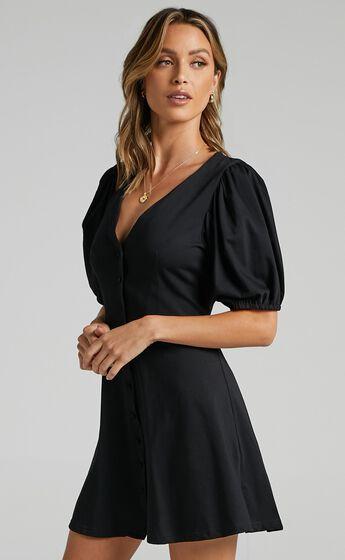 Rochelle Dress in Black