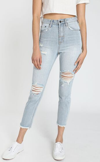The People Vs - Mum Jean in Ragged Blue