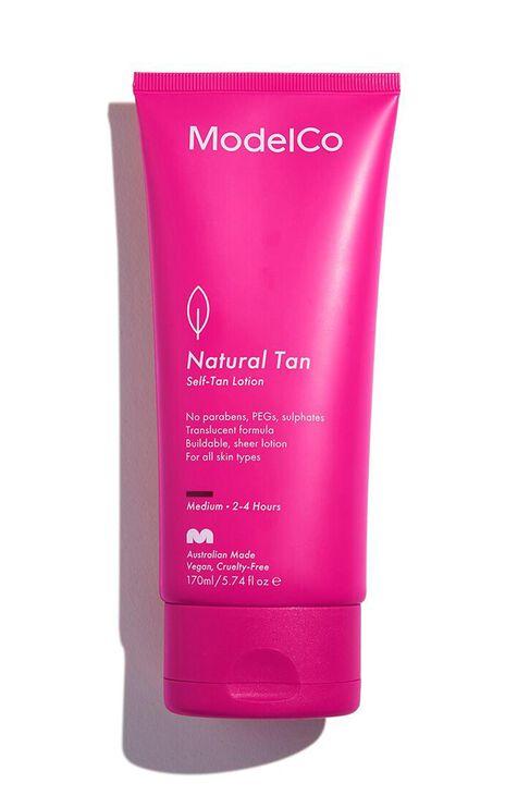 ModelCo - Sensitive Self-Tan Lotion in Natural Tan