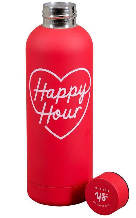YES Studio - Water bottle Happy Hour