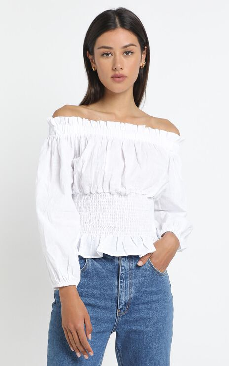 Marnie Top in White