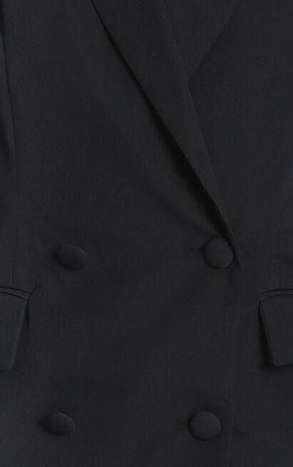 Radiate Confidence Blazer in black - 20 (XXXXL), Black, hi-res image number null