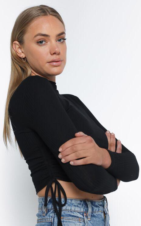 Sonia Top in Black