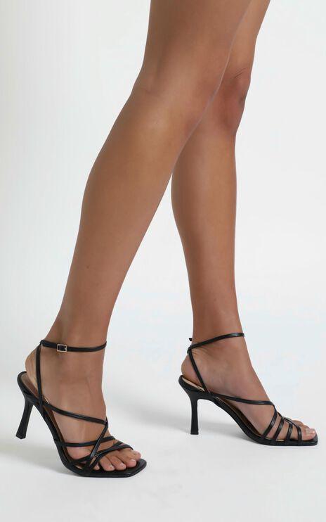 Billini - Scout Heels in Black