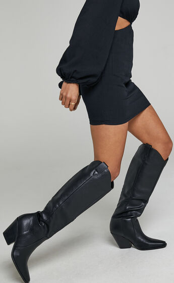Billini - Cortez Boots in Black
