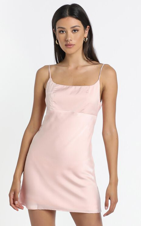 Chase Dress in Pink