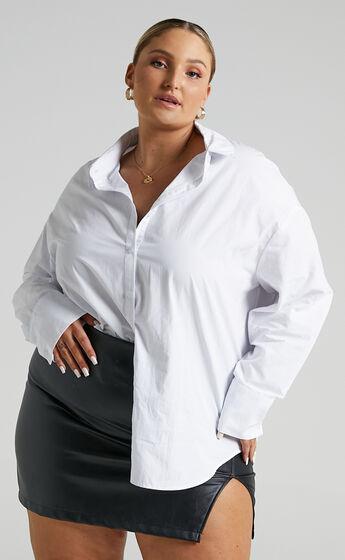 Terah Shirt in White