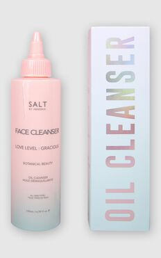 Salt By Hendrix - Oil Face Cleanser