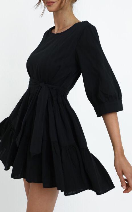 Cade Dress in Black