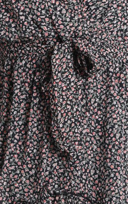 Talking Together Dress in black - 12 (L), Black, hi-res image number null