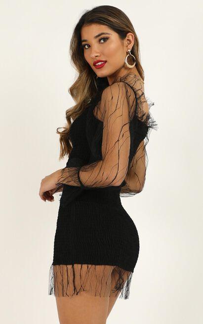 Before I Met You dress in black - 14 (XL), Black, hi-res image number null