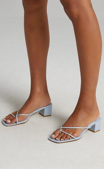 Billini - Mina Heels in Powder Blue