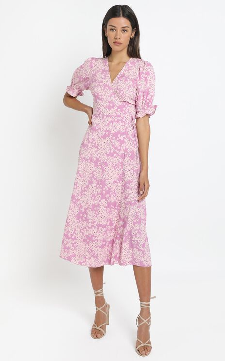 Sierra Vista Dress in orchid