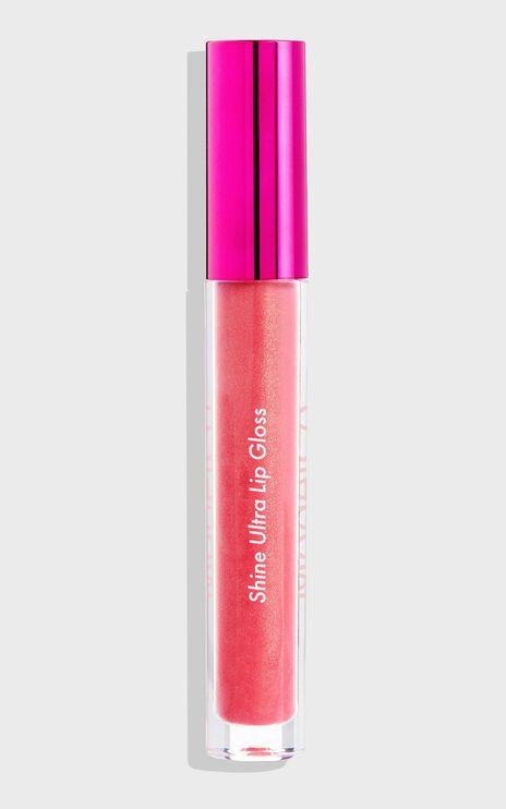 ModelCo - Shine Ultra Lip Gloss - Berry Pink