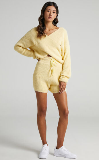 Cameron Two Piece Set in Yellow