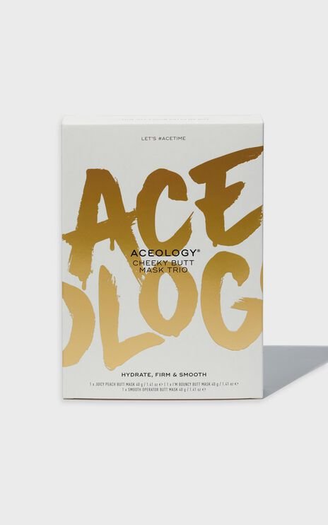 Aceology - Cheeky Butt Mask Trio
