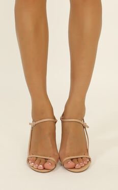 Billini - Tilly heels in nude